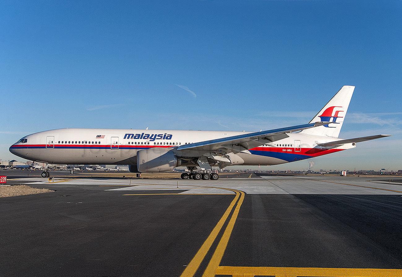 Боинг 777 малайзия запутанная история